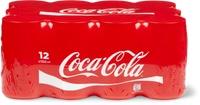 Coca-Cola Classic ou Zero en pack de 12