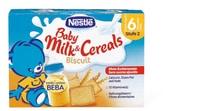 Nestlé Milk&Cereals Biscuit