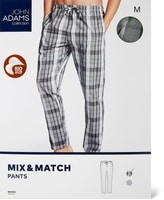 John Adams Mix + Match Nachtwäsche, Bio Cotton