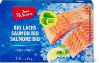 Filetti di salmone bio