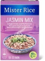 Mister Rice Jasmin Mix, Bio