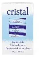 Cristal 100 Sticks de sucre