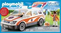 Playmobil 70050 Ambulanciers