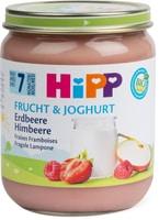 Bio HiPP Fruit & Yaourt fraises-framboises