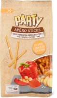 Party Apéro Sticks Kichererbsen & Smoked Paprika
