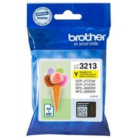 Brother BROTHER cartucce a getto d'inchiostro LC-3213Yyellow