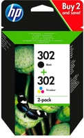 HP Combopack 302 Tintenpatrone