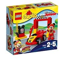 LEGO DUPLO Auto sportiva di Topolino 10843