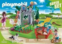 PLAYMOBIL 70010 Famille et jardin
