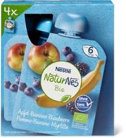 Nestlé Bio pomme banane myrtille