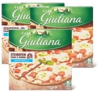 Pizzas Casa Giuliana en lot de 3