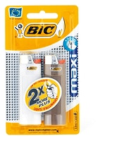 Feuerzeug Maxi mechanisch BiC