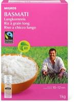 Bio Max Havelaar Basmati Reis