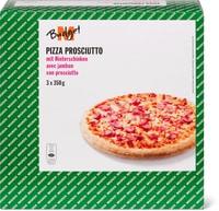 M-Budget Pizza prosciutto