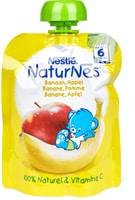 Nestlé Naturnes gourde pomme banane