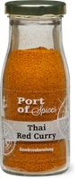 Thai Red Curry Port of Spices