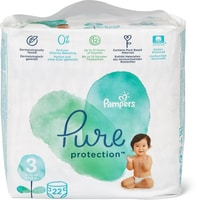 Pampers Pure Protection Gr.3, 6-10kg