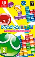 Switch - Puyo Puyo Tetris Box