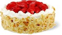 Tourte aux fraises 16 cm