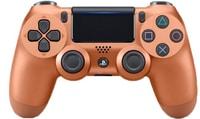 Sony PS4 Wireless DualShock Controller Copper Manette