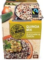El Mundo Max Hav Quinoa zucchetti