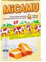 Micamu Caramels à la crème mous