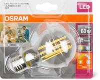 LED a luce bianca calda/fredda Osram 60 W E27