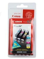 Canon CLI-521 Multipack  Cartuccia d'inchiostro
