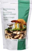 Champignons forestiers mélange