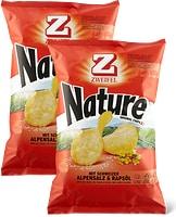 Chips Zweifel al naturale in conf da 2