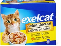 Exelcat Gelée volaille
