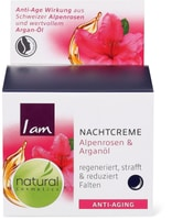 I am Natural Cosmetics Anti-Aging Nachtcreme