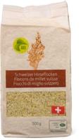 Bio flocons de Millet Suisse