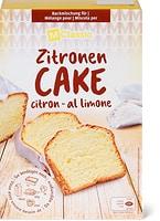 Mélange pour cake au citron ou au chocolat