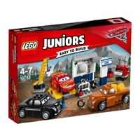 LEGO Juniors Le garage de Smokey 10743