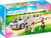 Playmobil City Life Limousine avec couple de mariés  9227