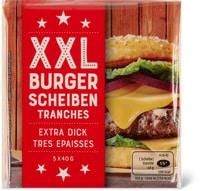 Tranches Burger XXL
