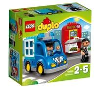 LEGO DUPLO La patrouille de police 10809
