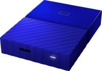 Disco rigido esterno WD My Passport Portable 2,5'' da 2 TB blu