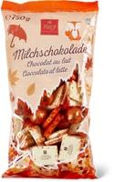 Milchschokolade Herbst-Mix