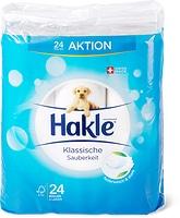 Carta igienica Hakle in confezioni multiple