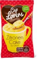 Cake au citron Cup Lovers