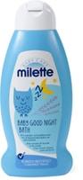Milette Baby Buona notte bagno