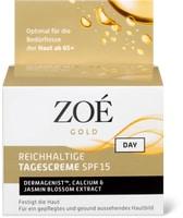 Zoé Gold Gesichtspflegelinie