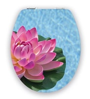 diaqua WC-Sitz Brillant Lotus Slow Motion