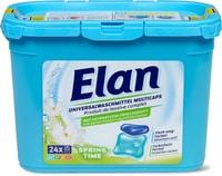 Elan Produit de lessive Spring Time Caps en boîte