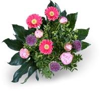 Bouquet de pivoines Magique