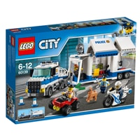 Lego City Mobile Einsatzzentrale 60139