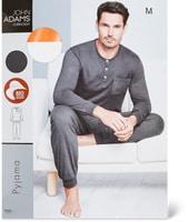 Pyjama John Adams pour homme, Bio Cotton