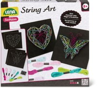 Lena String Art Schmetterling & Herz
